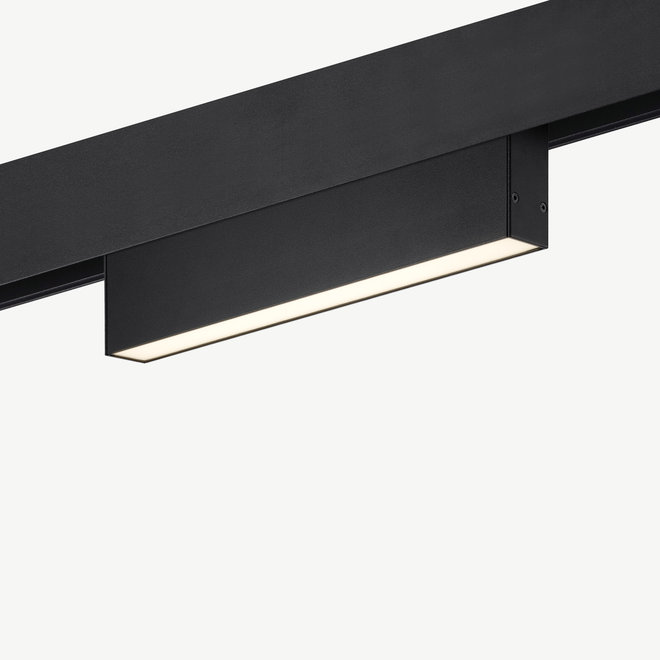 CLIXX magnetic track light system -OUT32 LED module - black