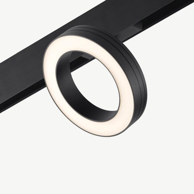 CLIXX magnetische LED module HALO - zwart