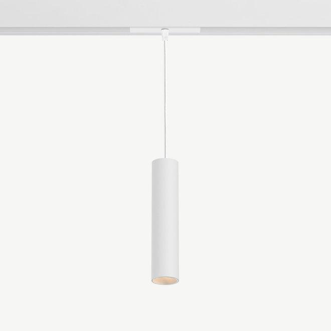 CLIXX magnetisch rail verlichtingssysteem - TUUB Hanglamp 50 LED module - wit
