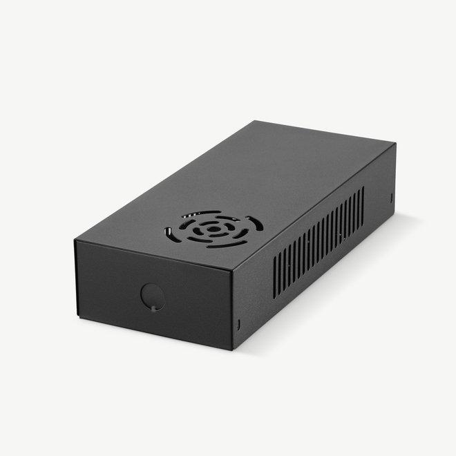 CLIXX magnetisch rail verlichtingssysteem - accessoires opbouw driverbox - zwart