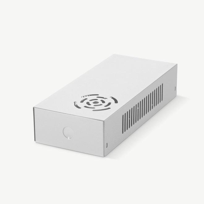 CLIXX magnetisch rail verlichtingssysteem - accessoires opbouw driverbox - wit