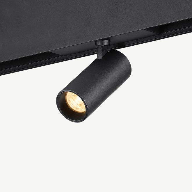CLIXX SLIM magnetic track light system - SPOT35 LED module - black