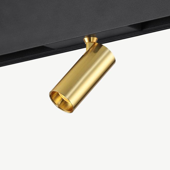 CLIXX SLIM magnetisch rail verlichtingssysteem - SPOT35 LED module  - goud