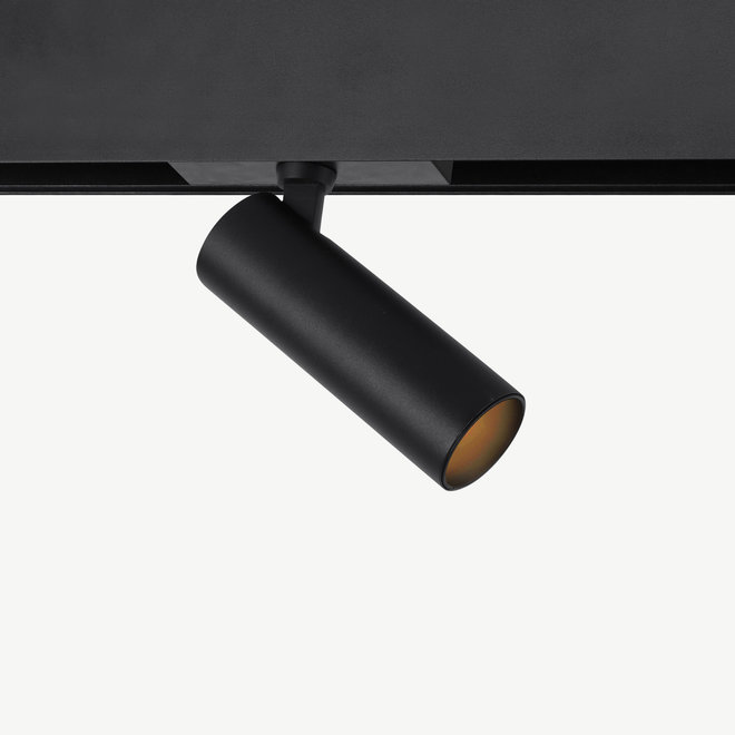 CLIXX SLIM magnetic LED module SPOT50 - black