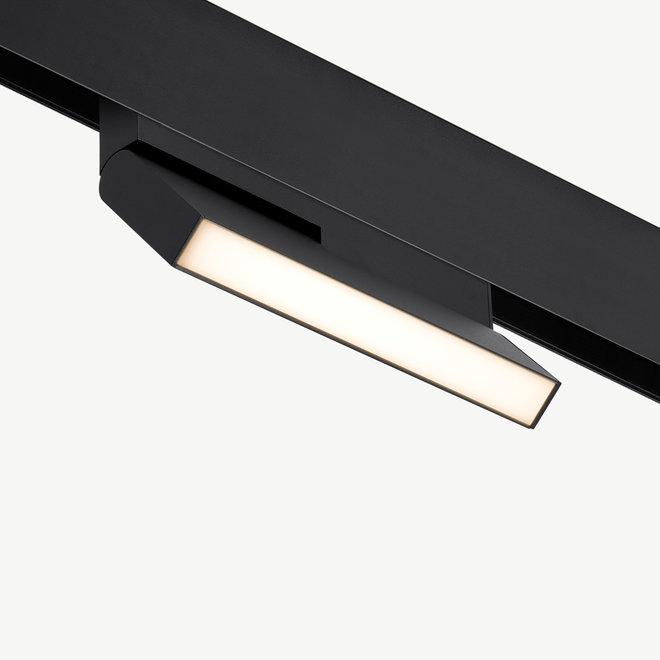CLIXX SLIM magnetische LED module FOLD20 LINE - zwart