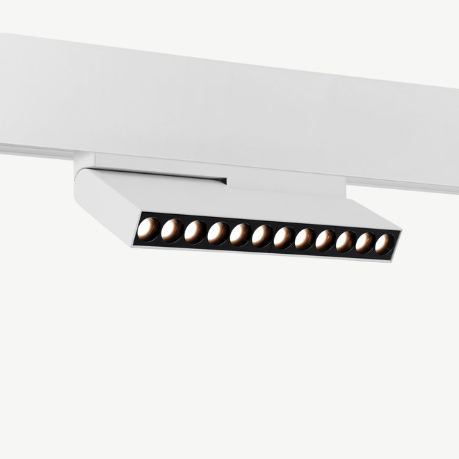 CLIXX SLIM magnetic track light system - FOLD12 LED module - white