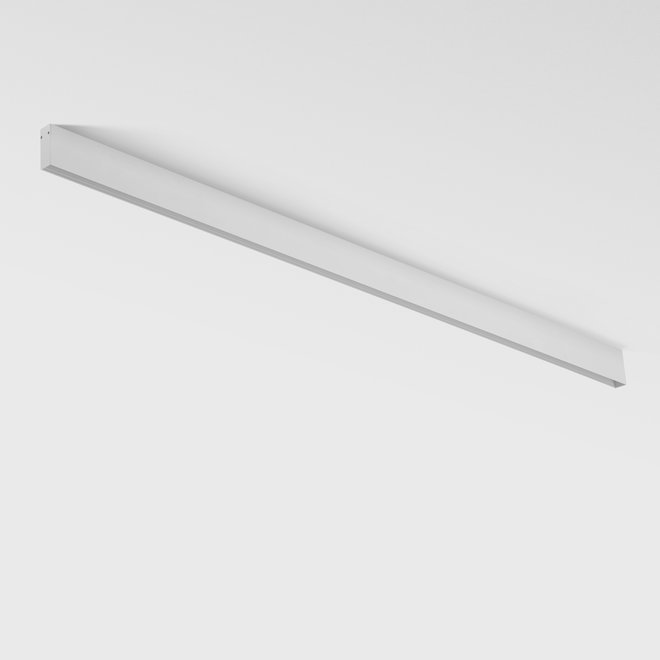 CLIXX SLIM magnetische tracks  - opbouw profiel - wit