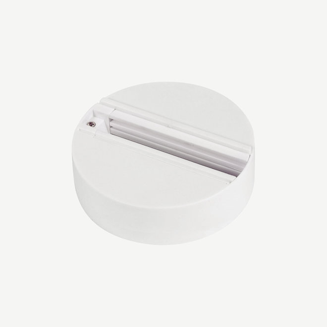 ONTRACK 3-phase track lighting system - surface profile monopoint - white