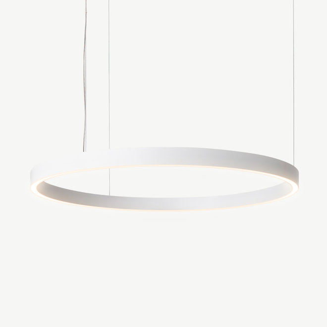 LED ring hanglamp HALO Up-Down ø900 mm - wit