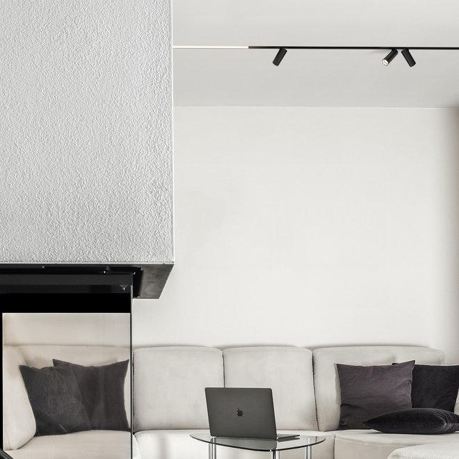 CLIXX SLIM magnetic track light system - SPOT50 LED module - white