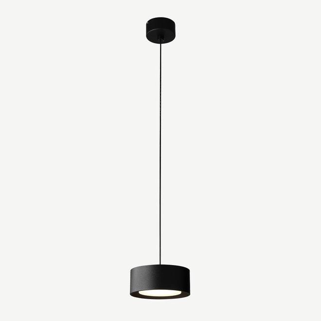 LED hanglamp DISC ø148 mm - zwart