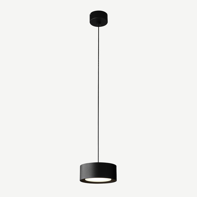 LED pendant lamp DISC ø148 mm - black