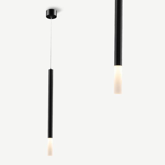 Design LED hanglamp STIXX - zwart