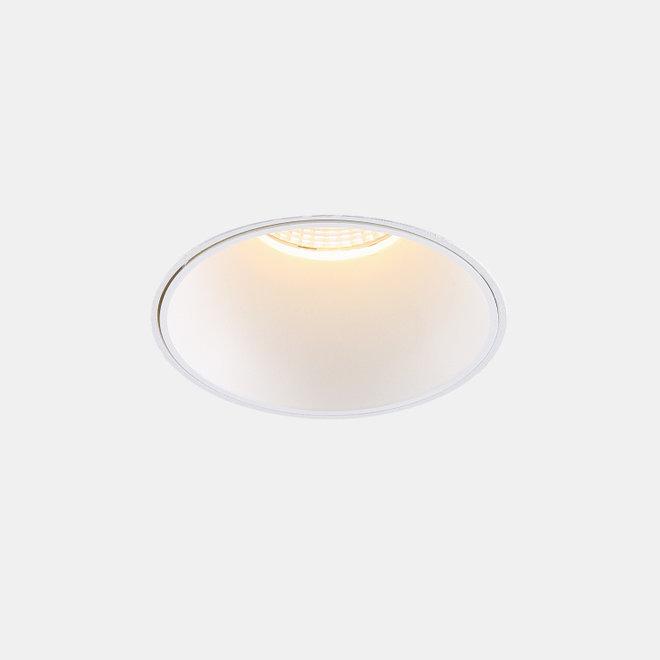 Trimless recessed LED spot BLEND round white ø90