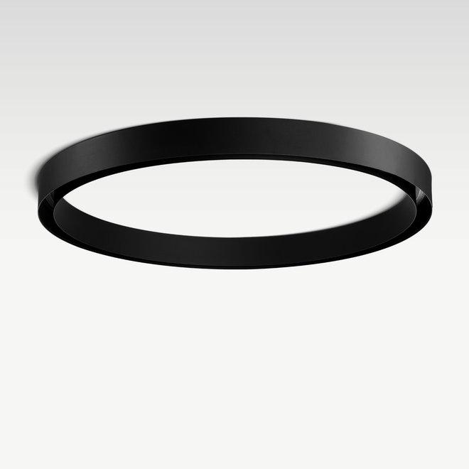 CLIXX CURVE magnetic tracks - CIRCLE surface profile - black