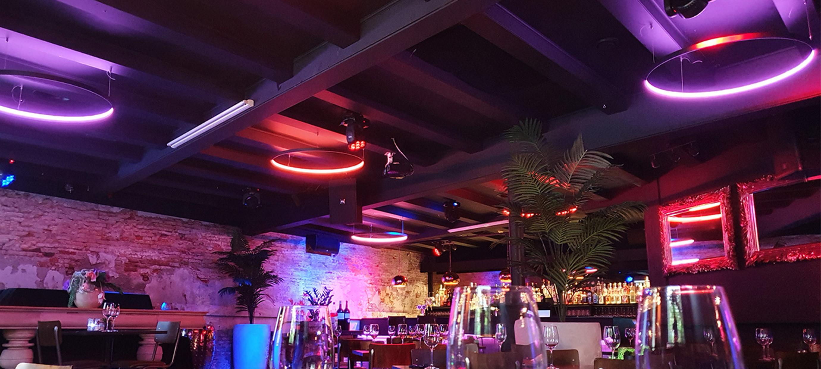 Project: Restaurant Proost by El Loco, Vlaardingen (The Netherlands)