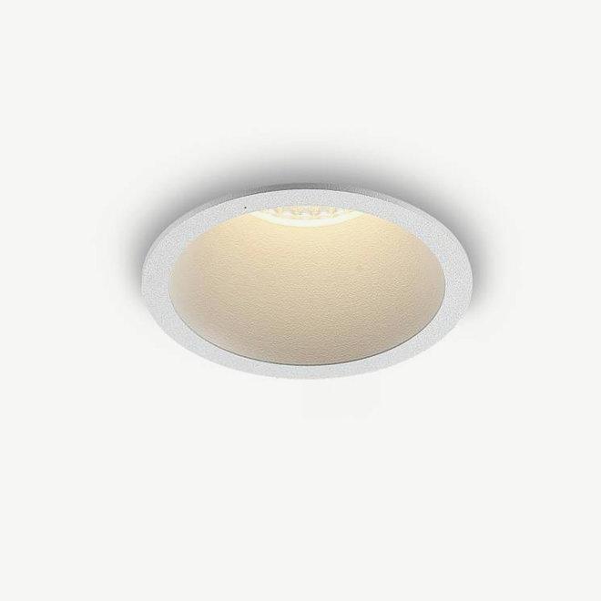 LED Inbouwspot COB 5 W zwart