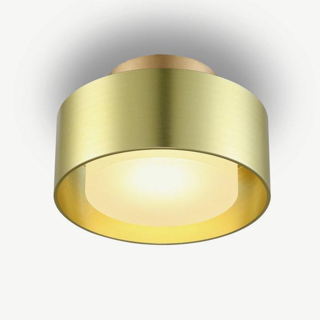 LED plafondlamp DISC ø148mm zwart