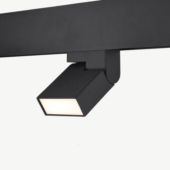 CLIXX magnetische LED module FOLD08 LINE - zwart
