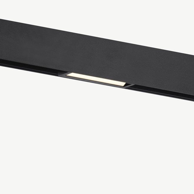 CLIXX magnetisch rail verlichtingssysteem - WASH13 LED module  - zwart