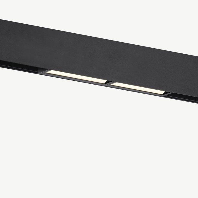 CLIXX magnetic track light system - WASH27 LED module - black