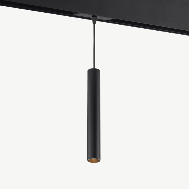 CLIXX SLIM magnetische LED module TUUB Hanglamp 35 - zwart