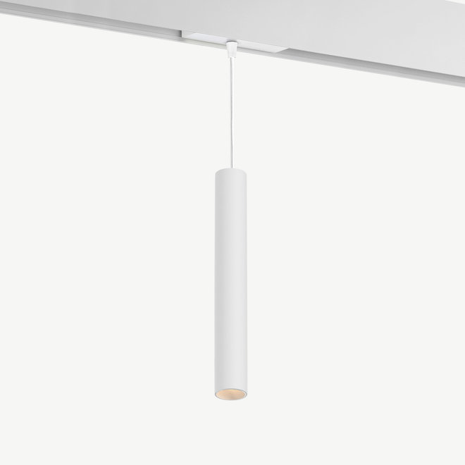 CLIXX SLIM magnetic track light system - PENDANT 35 LED module - white
