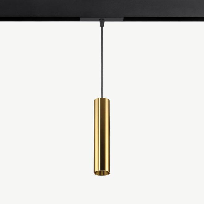 CLIXX SLIM magnetic track light system - PENDANT 50 LED module - gold