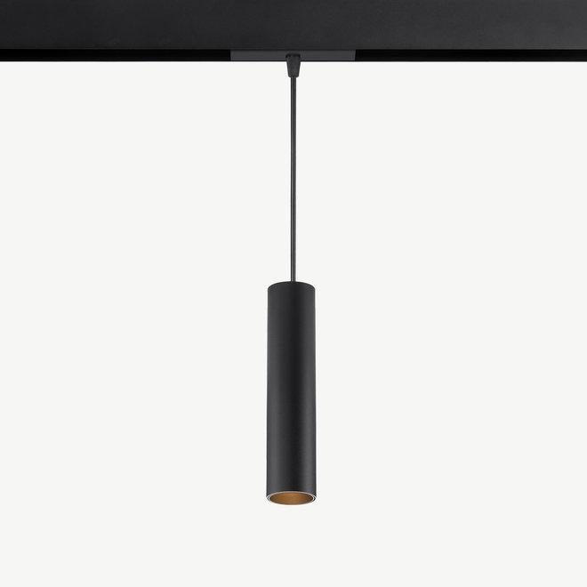 CLIXX SLIM magnetisch rail verlichtingssysteem - TUUB Hanglamp 50 LED module - zwart