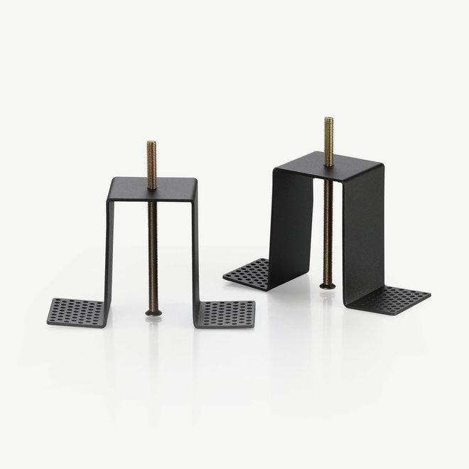 CLIXX SLIM magnetische track accessoires  - recessed kit