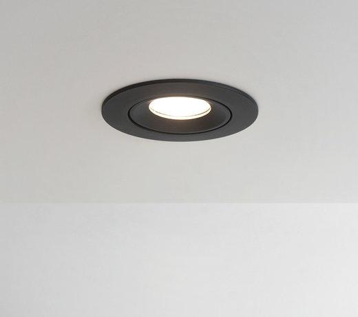 Flexx recessed LED spot round