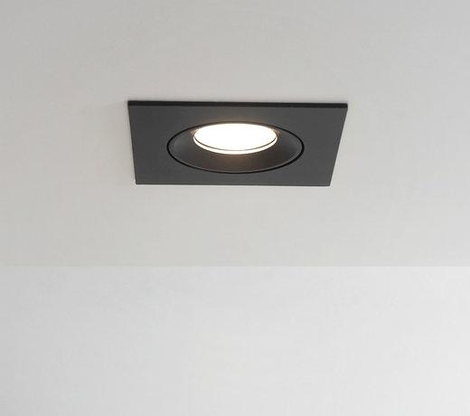 Flexx recessed LED spot square