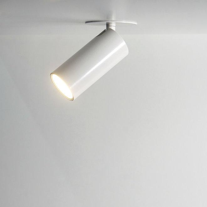 Recessed mini LED spot SPOT30 adjustable - white