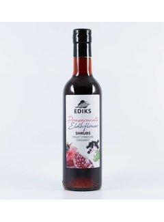 Ediks Mild & Fruit Vinegars Ediks Pommegranate Elderflower Shrubs
