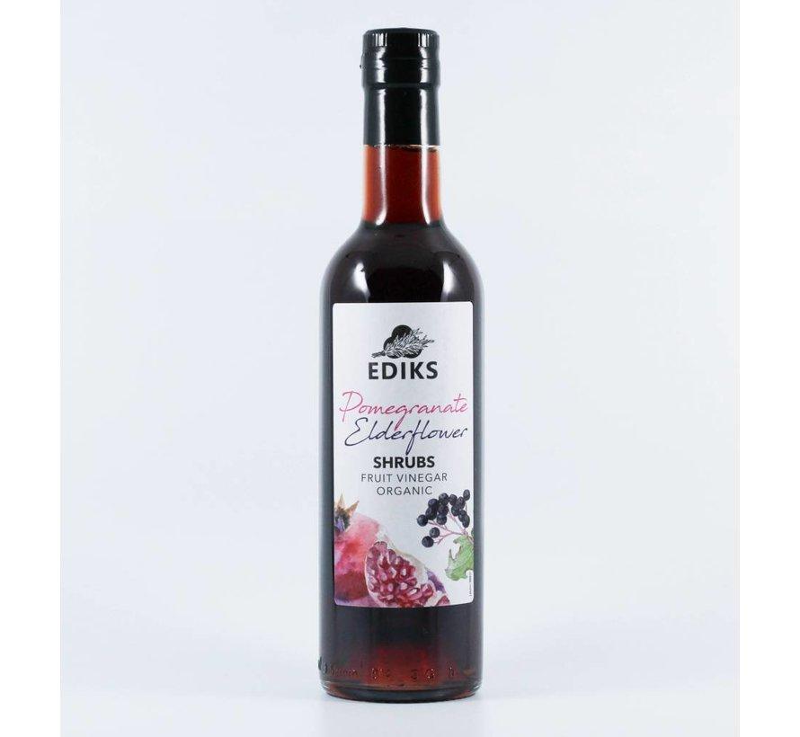 Ediks Pommegranate Elderflower Shrubs
