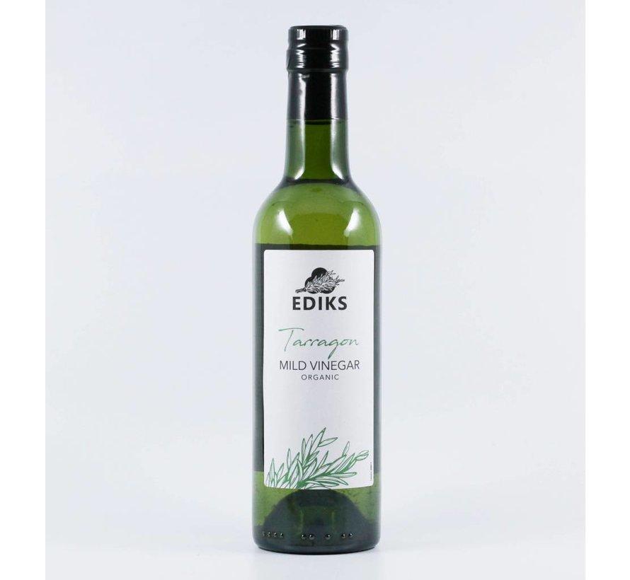 Ediks Tarragon Mild Vinegar Organic