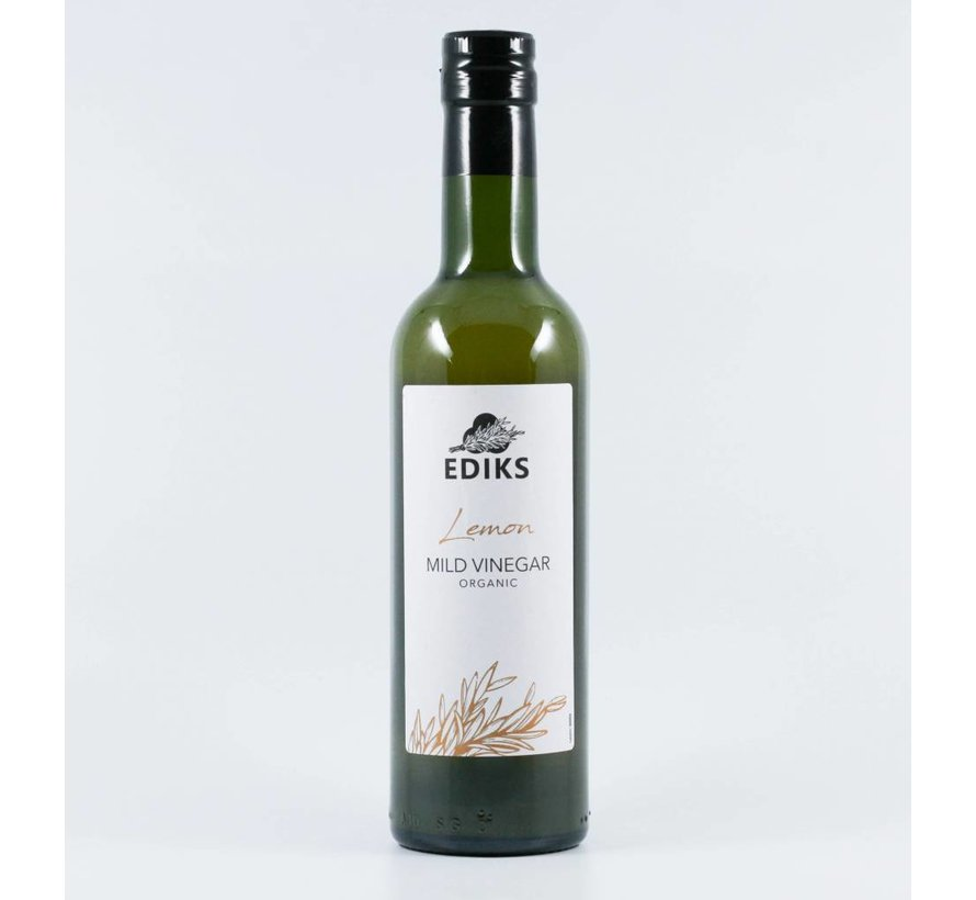 Ediks Lemon Mild Vinegar Organic