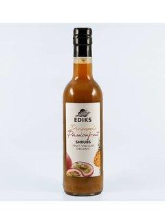 Ediks Mild & Fruit Vinegars Ediks Pineapple Passionfruit Shrubs