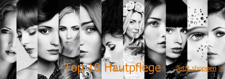 Top 10 Hautpflegeprodukten