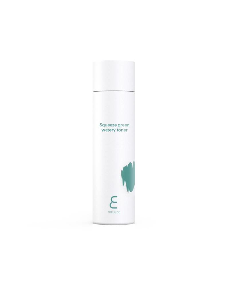 E Nature Squeeze Green Watery Natural Toner