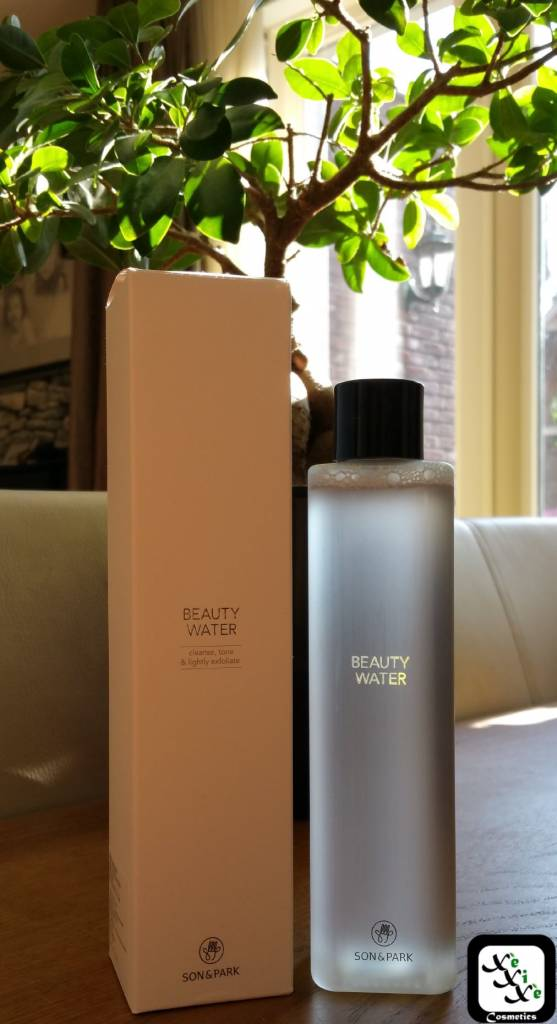Son & Park's Beauty Water