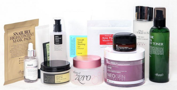 Korean Cosmetics & K-Beauty