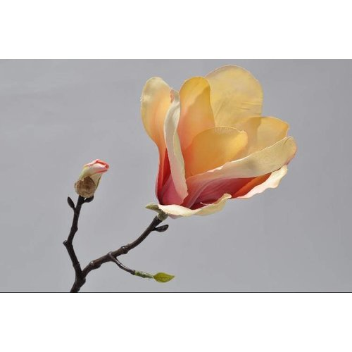 Magnolia Steker Roze 33 cm