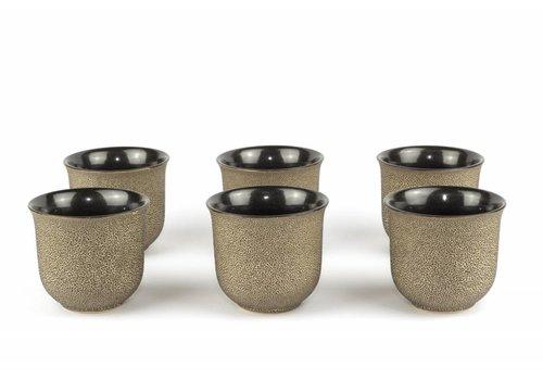 Fine Asianliving Vietnamese cast iron teacup