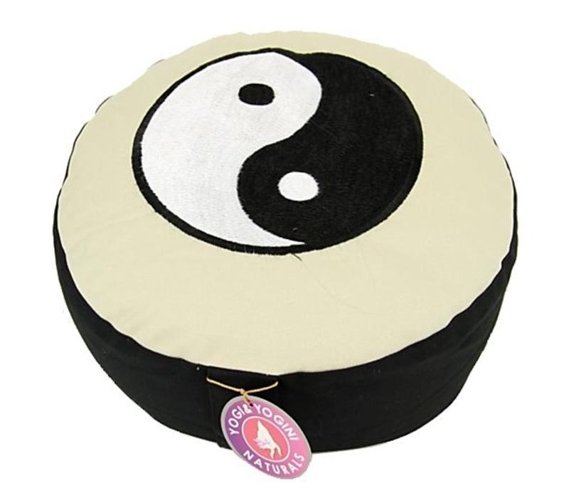 Meditation cushion Yin&Yang