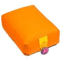 Meditatiekussen oranje