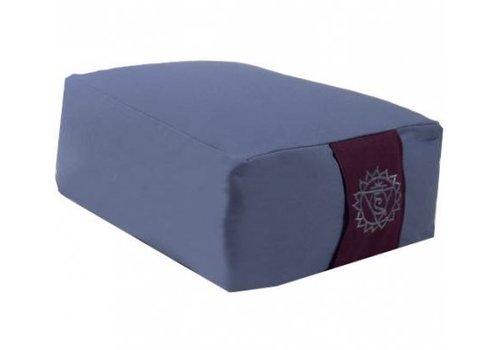 Fine Asianliving Meditation cushion blue