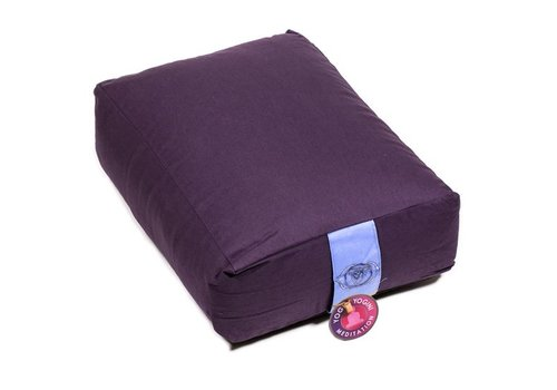 Fine Asianliving Meditation cushion lilac