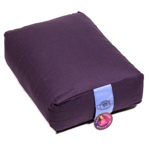 Meditation cushion lilac