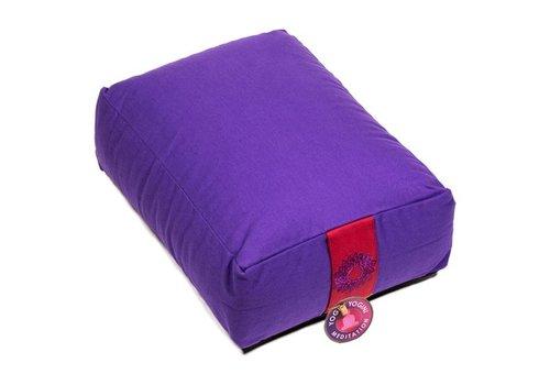 Fine Asianliving Meditatiekussen violet